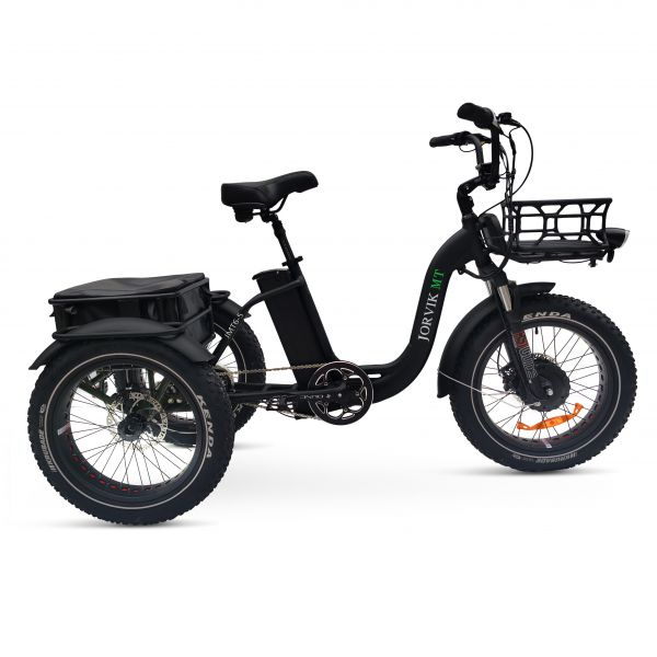 Jorvik Low Step Through Electric Mountain Trike JMT6 (500W)