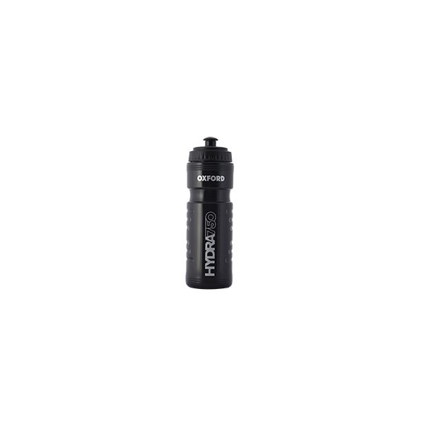 Oxford HYDRA Water Bottle 750ml – Black with Wide Neck