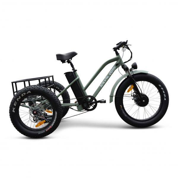 Jorvik Odin PLUS Electric Mountain Trike (500W)