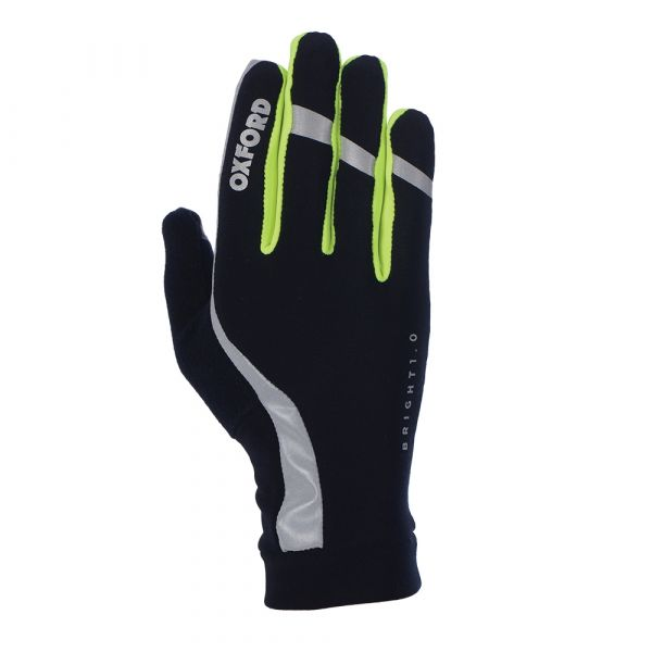 Oxford Bright Gloves 1.0 Black