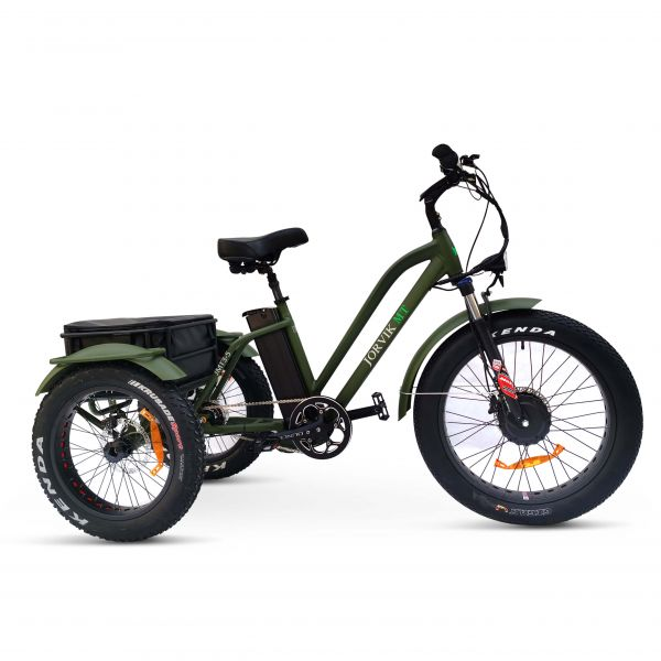 Jorvik Electric Mountain Trike JMT3 (750w)
