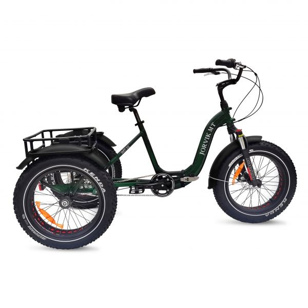 Jorvik Folding Low Step Through Mountain Trike JMT10