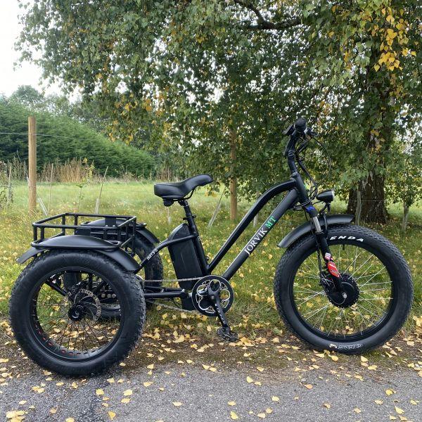 Jorvik Electric Mountain Trike JMT3 (500w) - BUILT - Ex-Display