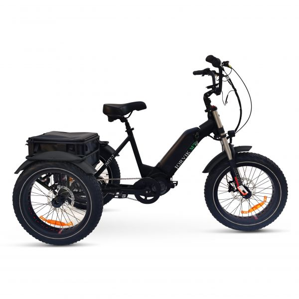 Jorvik Mid Drive Electric Mountain Trike JMT7 (500W)