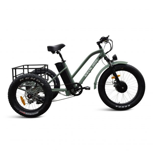 Jorvik Odin X Electric Mountain Trike (750W)