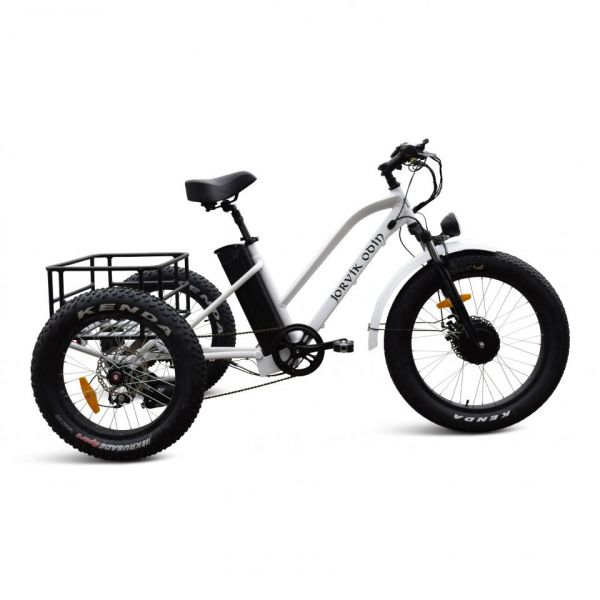 Jorvik Odin Electric Mountain Trike (500W)