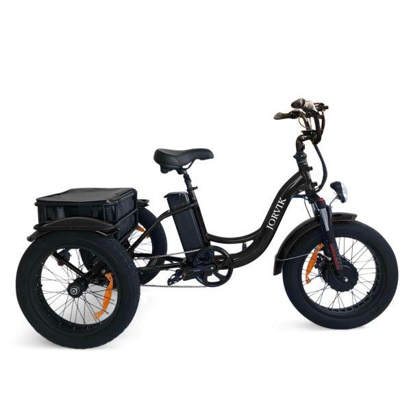 Jorvik Odin Low Step Through Electric Mountain Trike (250W)