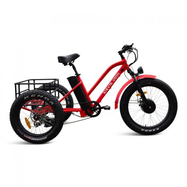 Jorvik Odin PLUS Electric Mountain Trike (250W)