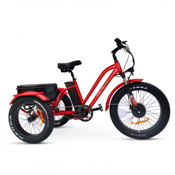 Jorvik Electric Mountain Trike JMT3 (500w)