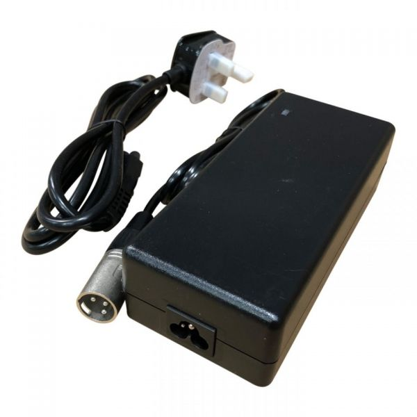 3 Pin 48v Jorvik Spare/Replacement Battery Charger
